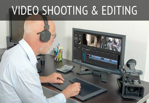 Video shooting & Editing