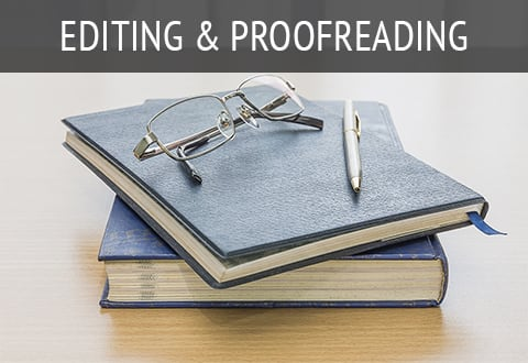 Editing & Proofreading