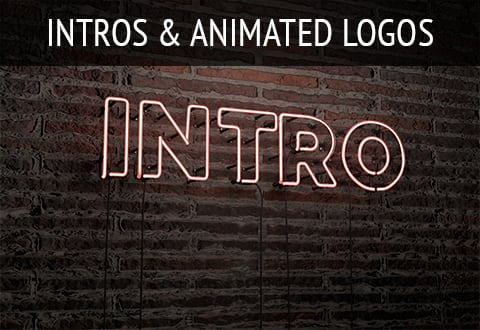 Intros & Animated Logos