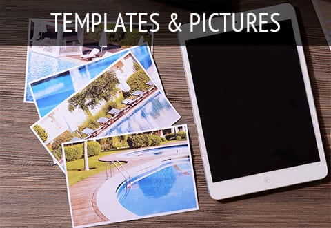 Templates & Pictures