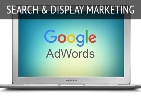 Search & Display Marketing
