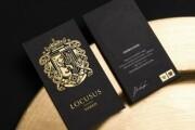Develop design business cards 5 - kwork.com