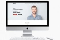Business site HTML 4 - kwork.com