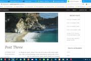 I Will Create Attractive Looking Blog Site On WordPress 9 - kwork.com