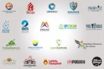 3 stunning logo designs 7 - kwork.com