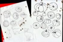 Creating illustrations for postcards 6 - kwork.com