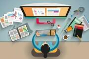 Creating a website on Wordpress 5 - kwork.com