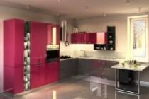 Visualization of Kitchen 9 - kwork.com