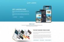 Landing Page. Full construction 4 - kwork.com