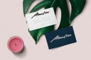 I will develop 3 stylish, font logo 7 - kwork.com