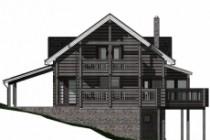 Design of individual houses 6 - kwork.com