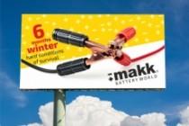 Outdoor advertising. Billboard 4 - kwork.com