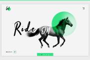 Web design for your site 20 - kwork.com