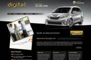 I will design Professional website 8 - kwork.com