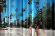 Handling of the portrait through a prism 7 - kwork.com