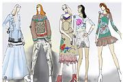Fashion Designer 10 - kwork.com