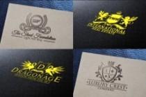 I will design 3 luxury heraldic logotype concepts 4 - kwork.com