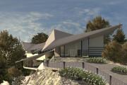 High-quality 3D visualization - exteriors, facades, terrain 7 - kwork.com