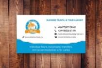 Business Card Design 5 - kwork.com