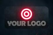 Animated intro with your metallic logo 5 - kwork.com