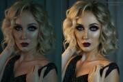 High-End beauty retouch 5 - kwork.com