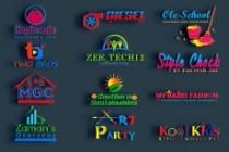 I will do 3 amazing logotype design concepts 5 - kwork.com