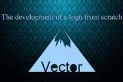 Logo according to your sketch 5 - kwork.com