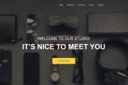 Design Site, Landing page 8 - kwork.com