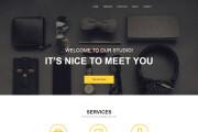 Design Site, Landing page 10 - kwork.com