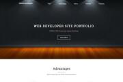 Design Site, Landing page 12 - kwork.com