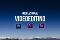 Professional video editing 5 - kwork.com