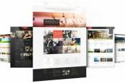 Website page design 6 - kwork.com