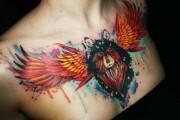 Original tattoo sketch 4 - kwork.com