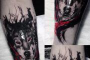 Original tattoo sketch 6 - kwork.com