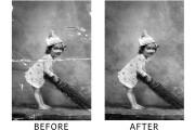 Renewal and Editing of Old Photos 5 - kwork.com