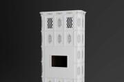 3D modeling, texturing + 1 perspective render picture 19 - kwork.com