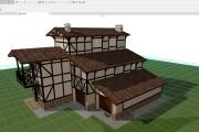 3D design in Archicad 11 - kwork.com
