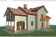 3D design in Archicad 13 - kwork.com