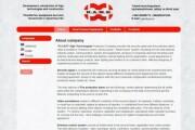 Create a business card site 4 - kwork.com