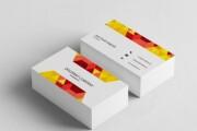 Design of business cards 6 - kwork.com
