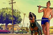 Create GTA, comic style 12 - kwork.com