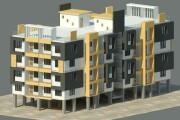 I will Draft, Design, Model, Render buildings 10 - kwork.com