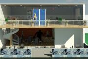 I will Draft, Design, Model, Render buildings 13 - kwork.com