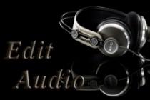 Edit Audio 3 - kwork.com