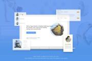UI UX. Web-design, Landing page 9 - kwork.com