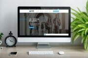 Professional and modern design or redesign of your website 10 - kwork.com