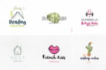 I will design hand-made logotype 4 - kwork.com