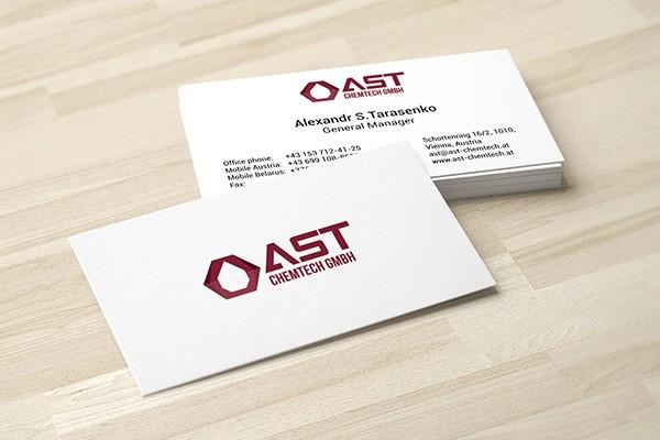 Business cards design 6 - kwork.com