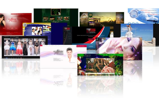 Redesign a website 4 - kwork.com