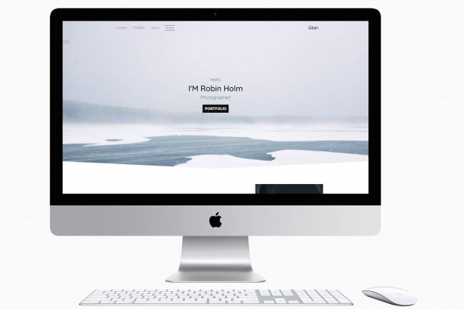 Business site HTML 2 - kwork.com